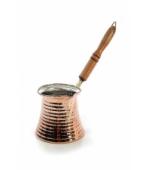 Mokkakanne aus Kupfer