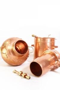 Arabische Destille, 35 Liter, Premium