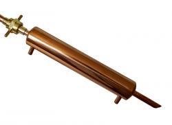 Liebig Kühler für Alquitara Plus 3 Liter mit Kolonne - für ätherische Öle