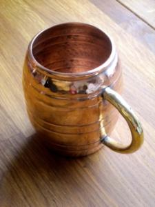 Krug, 0,5 Liter