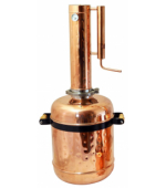 Easy Moonshine Destille, 12 Liter, mit Thermometer