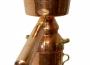 Alquitara Plus 3 Liter mit Kolonne - für ätherische Öle