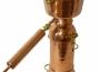 Alquitara 10 Liter +Plus mit Kolonne - für ätherische Öle